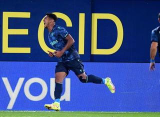 ¡Enorme! Choco Lozano concreta un doblete de golazos y Cádiz doblega al Villarreal