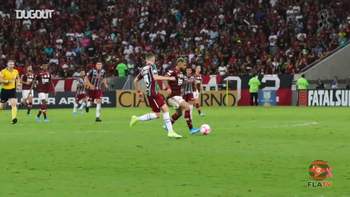 Gerson's best Flamengo moments
