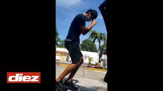 Video: Jueves feliz con Roberto López y su peculiar baile a lo Michael Jackson