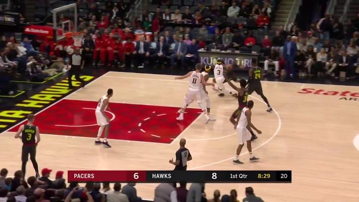 Trae Young (Hawks), el más destacado de la jornada de la NBA del 4 de enero 2020