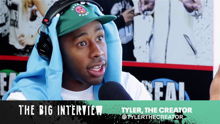 Tyler, the Creator Shares His Epic Story of Meeting Rihanna