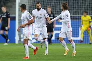 ¡Real Madrid lo empata en el descuento ante el Monchengladbach en la Champions!