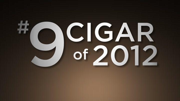 2012 No. 9 Cigar