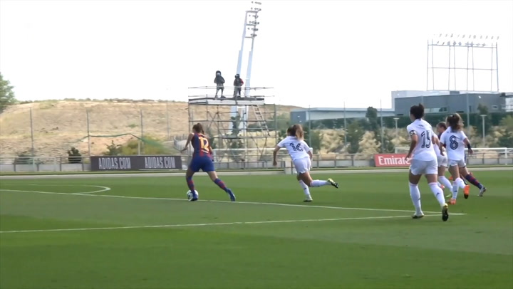 Behind the scenes: The first women's football Clásico
