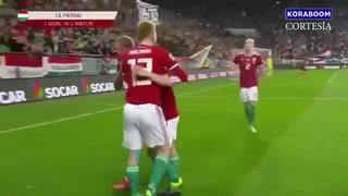 Croacia cae derrotada ante Hungría rumbo a la Eurocopa 2020
