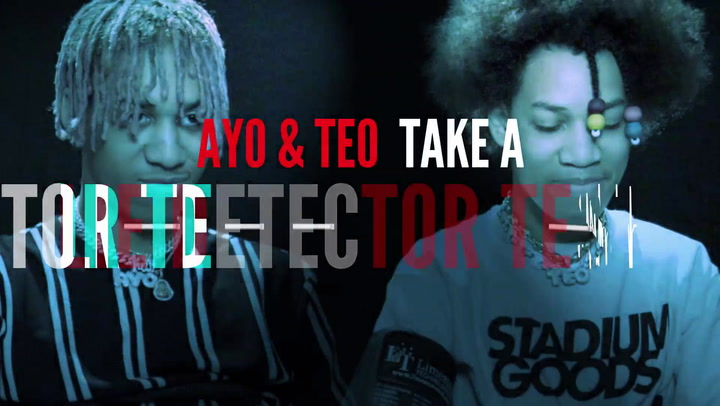 Ayo and Teo Take A Lie Detector Test