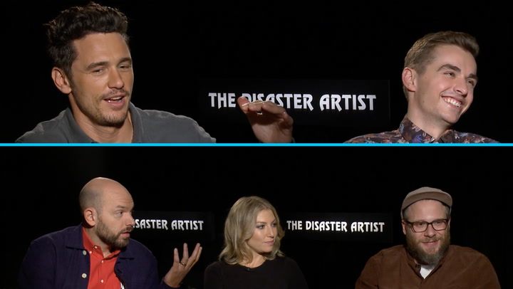 'The Disaster Artist' Cast Discuss the Puzzling Nature of Bad Creative Ideas