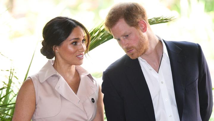 ¿Se mudarán a California Meghan Markle y el príncipe Harry?