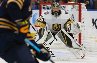 Golden Edge: Knights Fall to Sabres 4-2