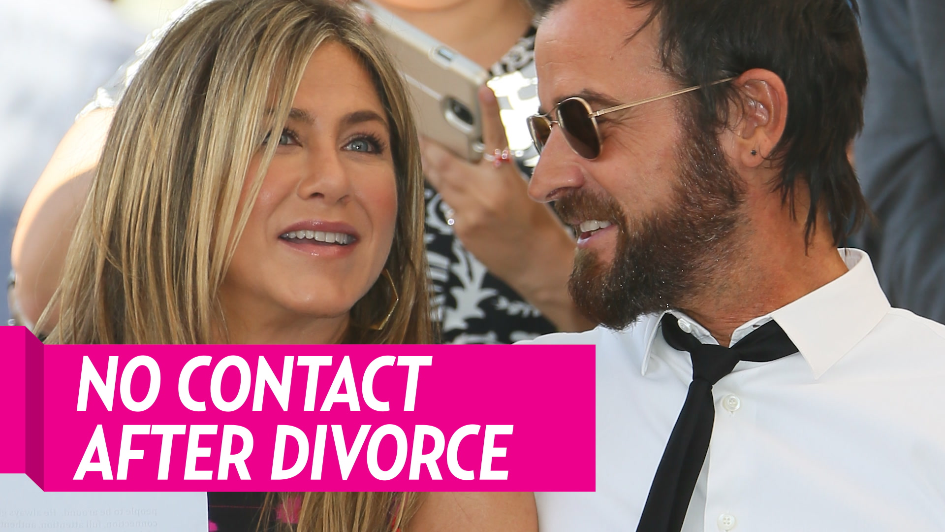 Jennifer Aniston and Justin Theroux Have No Contact After Divorce