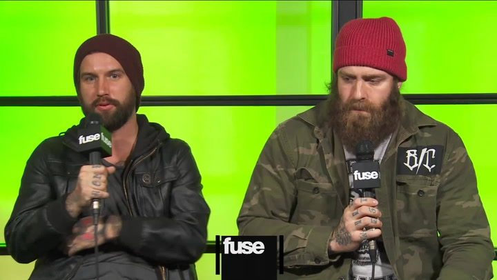 Interviews: You Might Get Engaged at an Every Time I Die Concert