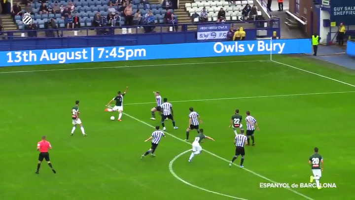 Empate del Espanyol en Sheffield