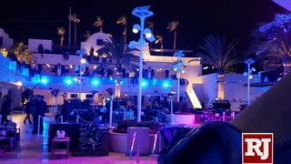 Inside Kaos nightclub and dayclub