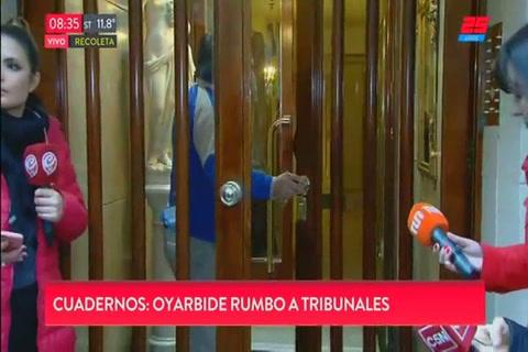 El silencio de Oyarbide: La causa está en secreto de sumario
