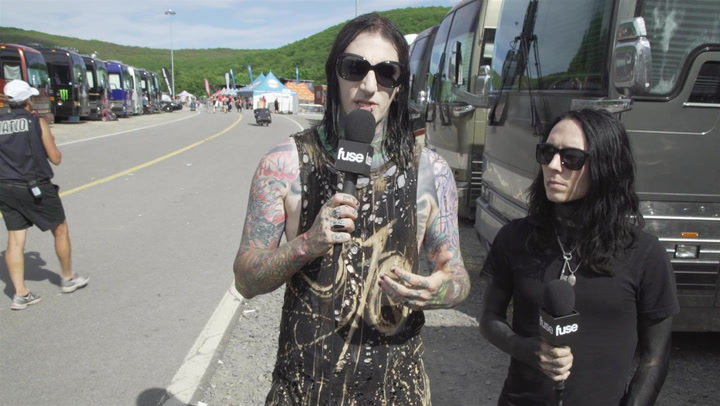 Motionless In White Explain Their Intense Pennsylvania Love