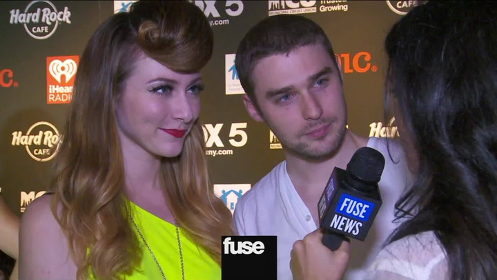 Karmin On Rapping and the St. Mary's Healthcare System for Children Benefit