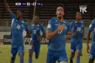 ¡Martinica sorprende y está derrotando a Honduras en la Liga de Naciones Concacaf!