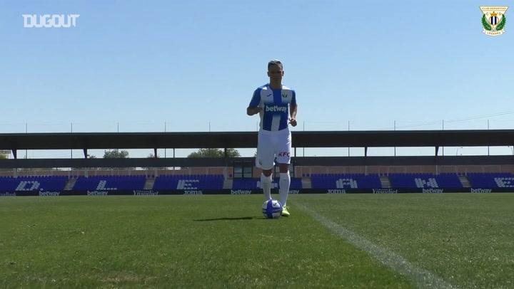 Roque Mesa Joins Deportivo Leganés