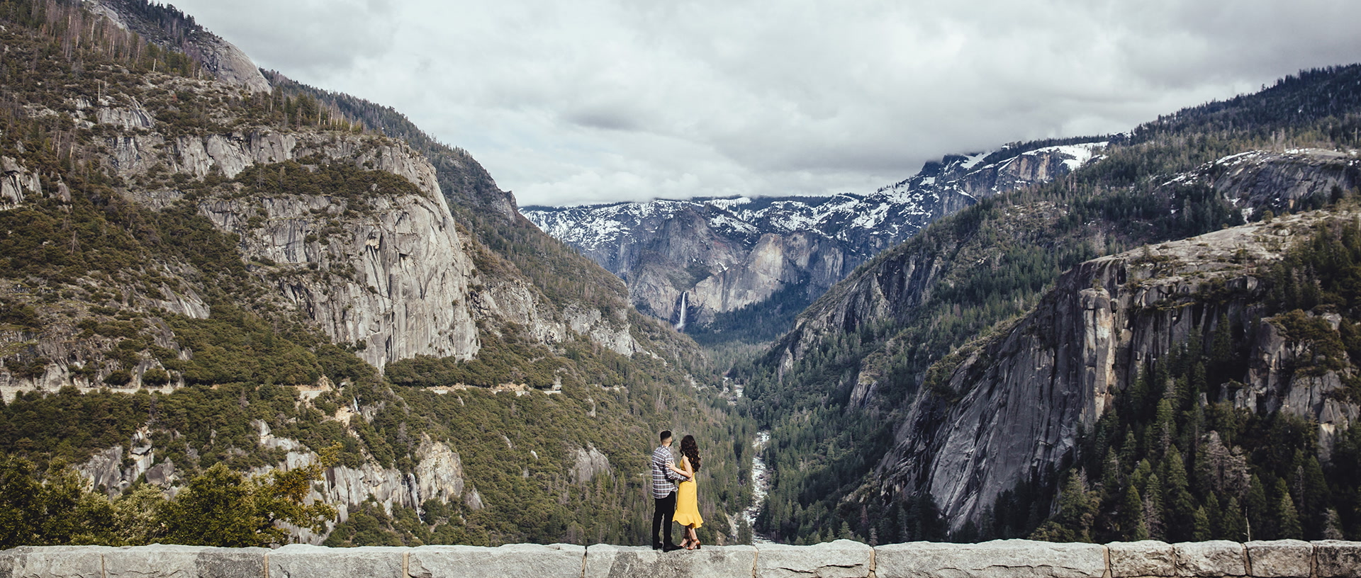 Amit + Veena | Yosemite Valley, California | Yosemite National Park