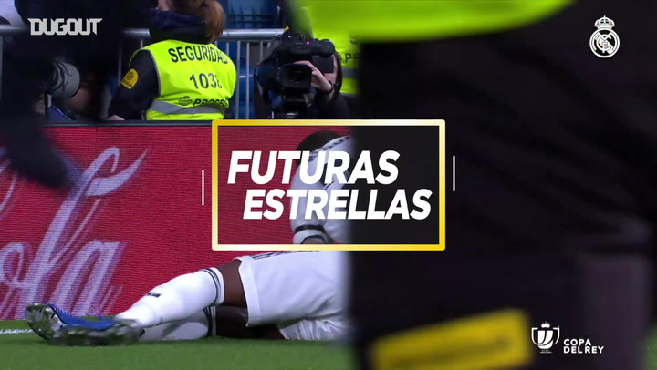 Futuras Estrellas: Vinicius Jr