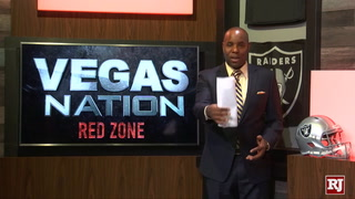 Vegas Nation Red Zone: Raiders have tall task in the Patriots