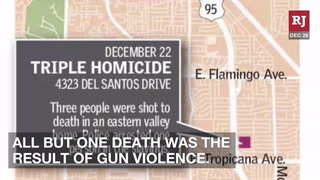 Deadly December as homicides spike in Las Vegas