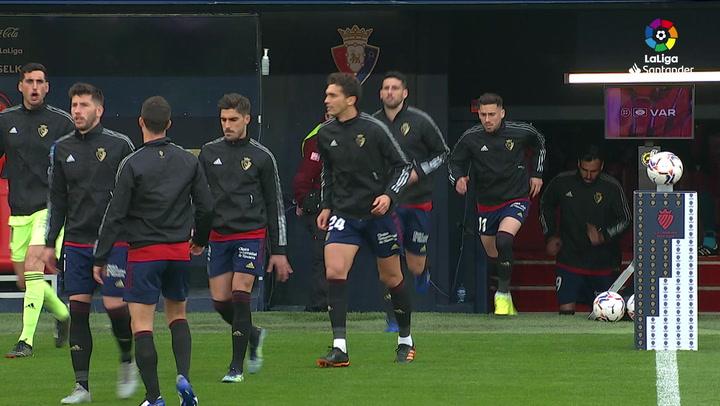 LaLiga Santander (J29): Resumen del Osasuna 0-0 Getafe