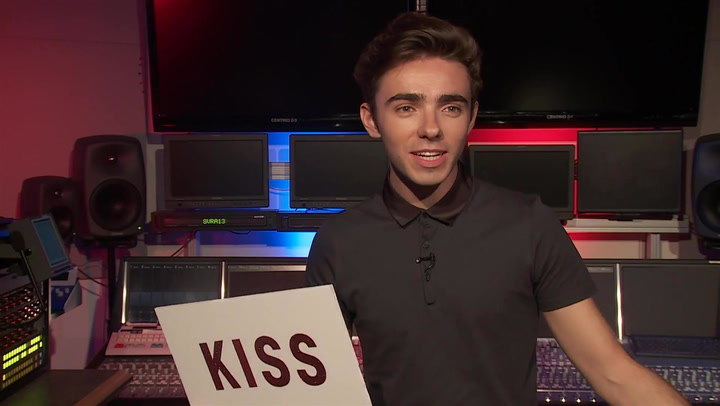 Nathan Sykes Plays 'Kiss or Dismiss' on 'Got Ur #'