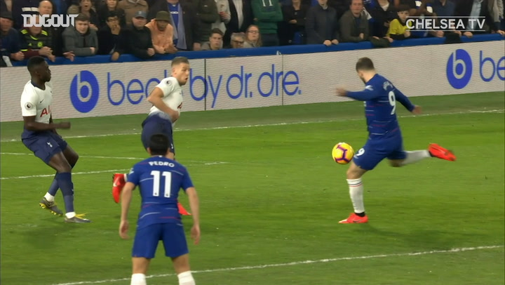 Chelsea take on rivals Spurs in EFL Cup - Videos