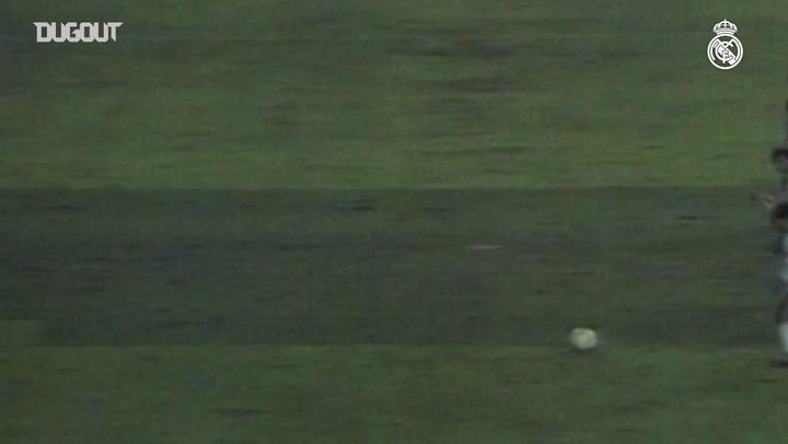 Hugo Sánchez's goals in LaLiga during the 1989-90 season - Part IV