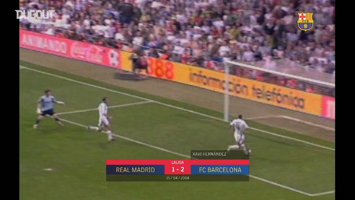Barça's best all-time April goals