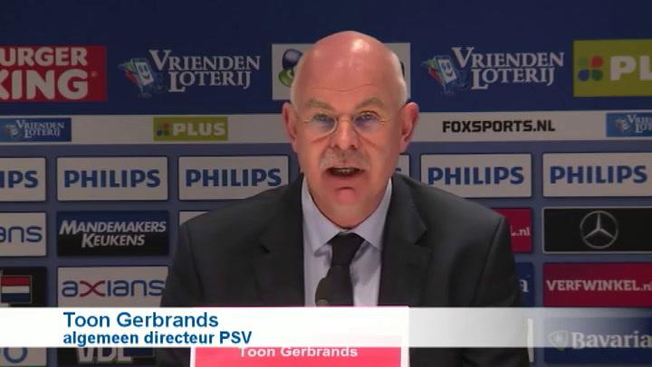 Philips nog minimaal tien jaar sponsor PSV