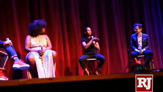 Janaya Khan talks about gender