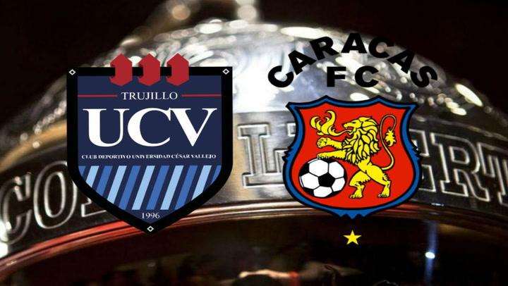 César Vallejo rescató un empate de local por Copa Libertadores