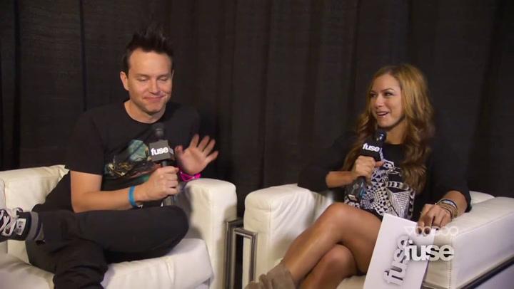 Festivals: Voodoo: Mark Hoppus Talks About Blink-182's Break and Big Comeback  - Voodoo 2011