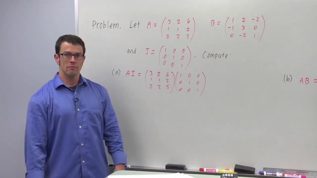 Square Matrices - Problem 3
