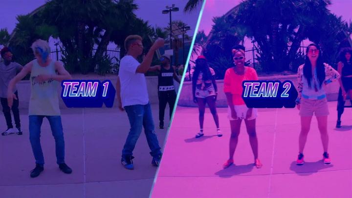 Big Freedia's Dancers Recruit Random People For A Dance Off