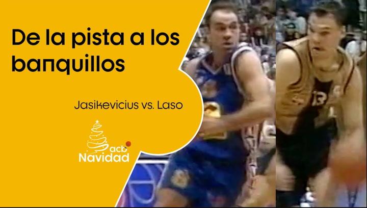 Laso - Saras: de las pistas a los banquillos/Liga Endesa 2020-21