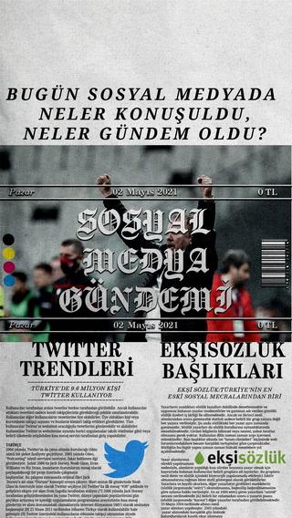 Sosyal medyayı sallayanlar - 2 Mayıs