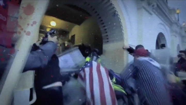 Lincoln Project ad targets Republican donors over Capitol riot