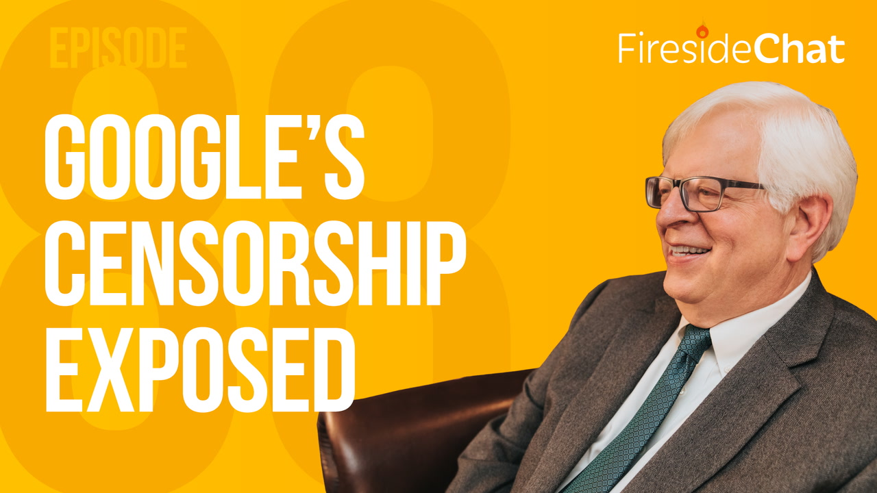 Ep. 88 - Google's Censorship Exposed