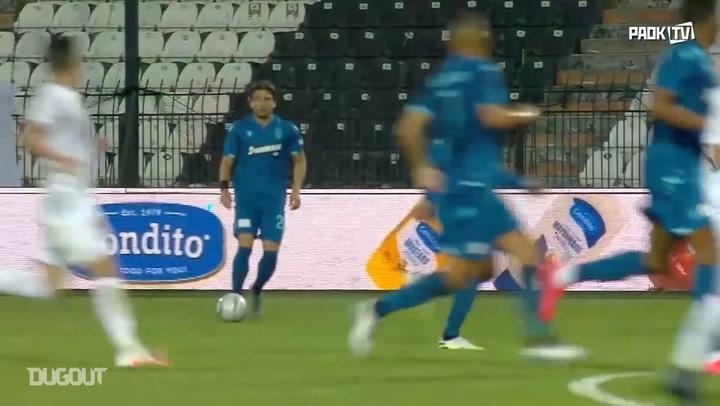 PAOK narrowly win against OFI