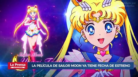 La película de Sailor Moon ya tiene fecha de estreno