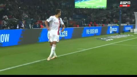 PSG 1-1 Lyon (Ligue 1)