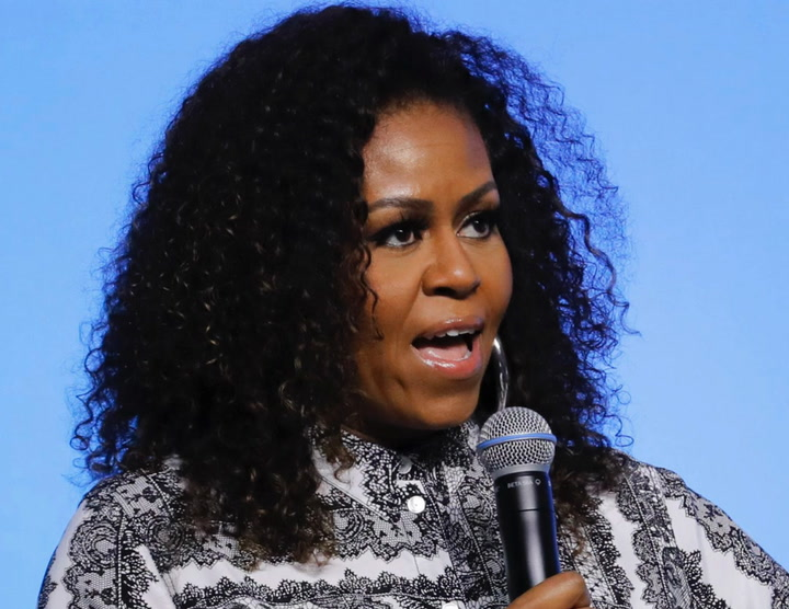 Michelle Obama: Trump Administration's Hypocrisy Giving Me 'Low-Grade Depression'
