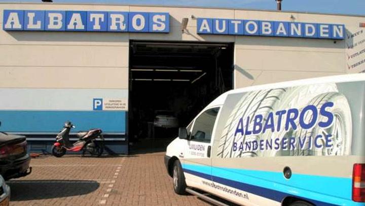 Albatros Schokdempers