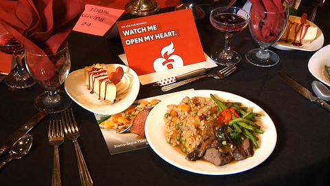 February is Heart Month and the American Heart Association is informing consumers that decreasing the risk of heart disease doesn't mean you have to give up great foods like beef.