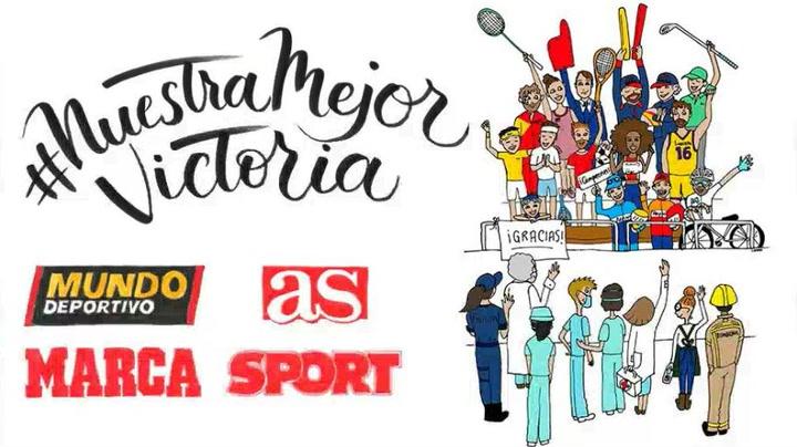 Los cuatro diarios deportivos se unen a Nadal y Gasol en una edición histórica