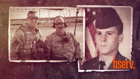 Fiserv Salutes the Veteran of the Game: Adam Hefflefinger