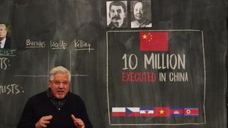 Watch: 'Fascism. Communism. It's the same thing' — Glenn breaks out the chalkboard to explain